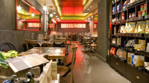 Pasta Mito - Alburquerque, Madrid