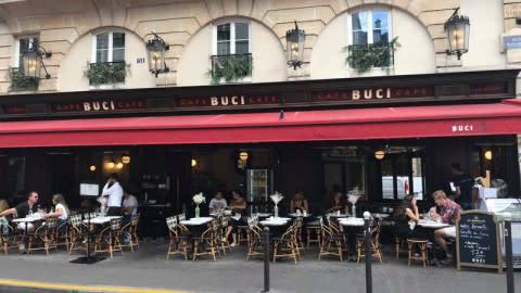 Café Le Buci, Paris