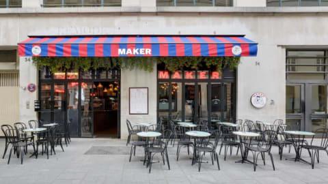 Maker, Paris