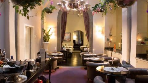 Le Muse Ristorante & Lounge Bar, Florence
