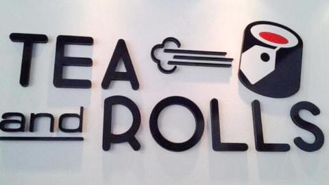 Tea and Rolls, Milan