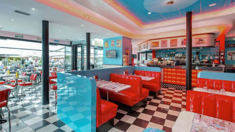 Madison Cafe Diner, Nantes