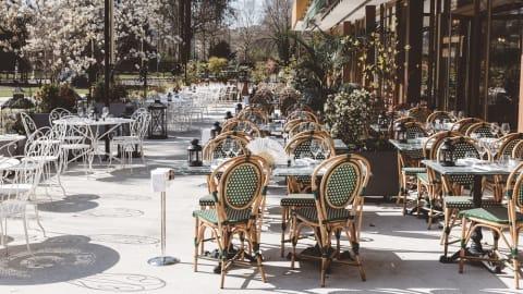 Brasserie ParisLongchamp, Paris