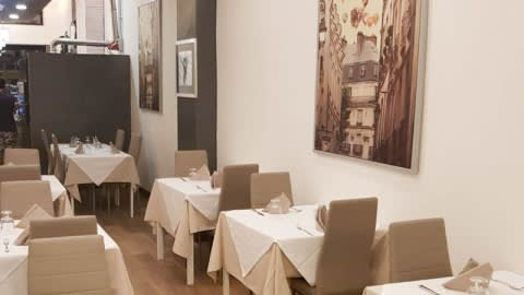 Ristorante One Way, Milan