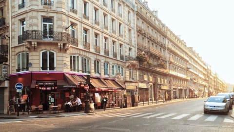 l'Ami Georges, Paris