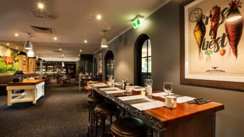 The Stamford Graziers Grill House, Rowville