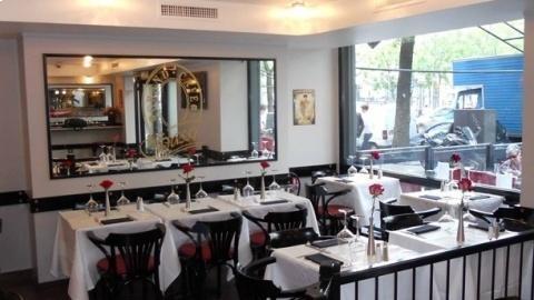 Grand Café Sassi, Paris