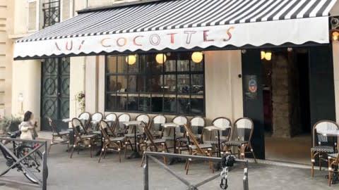 Aux Cocottes, Paris