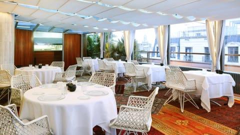 La Terraza del Claris - Hotel Claris, Barcelona