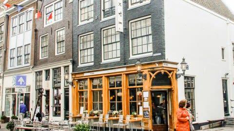 Teun Eat, Drink & Sleep, Amsterdam
