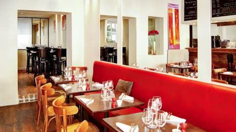 Le Un - Bar à fish, Paris