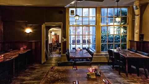 Restaurant Toscana, Amsterdam