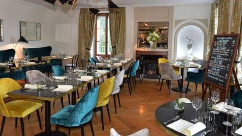 La Brasserie du Petit Manoir, Morges