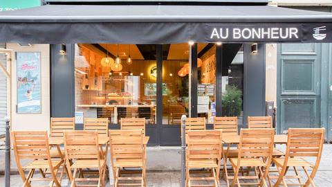 Au Bonheur, Paris