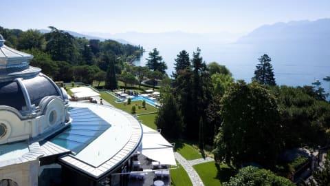 La Terrasse du Beau-Rivage Palace, Lausanne