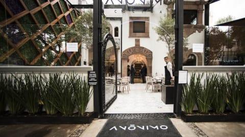 Anónimo Cocina, Mexico City
