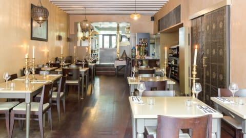 Restaurant Zina, Amsterdam