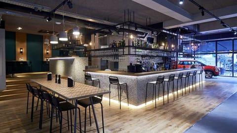 Declercq Café-Garage, Ixelles