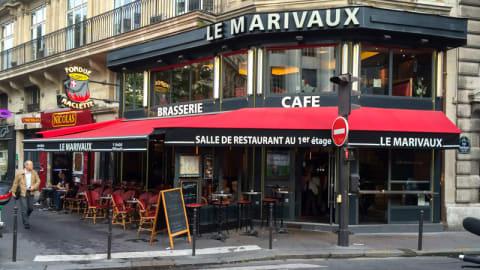 Le Marivaux, Paris