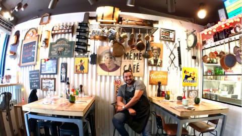 Mémé Café, Brussels