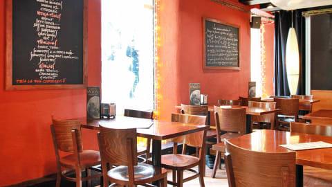 Café Moon, Barcelona