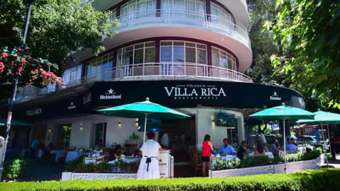 Restaurantes mexicanos en polanco