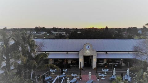 Marina Restaurant, Hastings