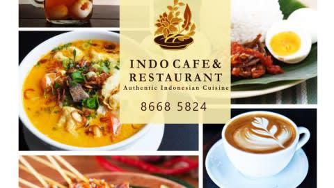 Indo Cafe, Belmore