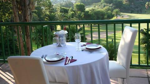 Restaurante Golf Torrequebrada, Benalmadena