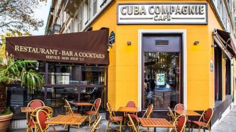 Cuba Compagnie, Paris