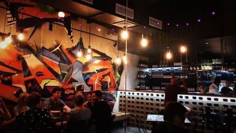Street Eats Eatery, Perth
