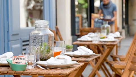 Inoveat - Restaurant aux insectes, Paris