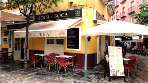 Boca a Boca, Sevilla