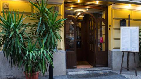 Ristorante Lin, Rome