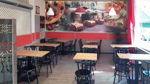 La Regañá Pizzería, Madrid