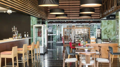 Restaurante del Parador de Cádiz, Cádiz