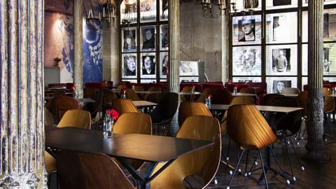 Ocaña Café, Barcelona