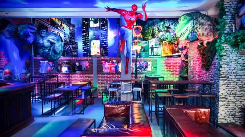 Maléfica Grill & Bar (Soho), Autonomous City of Buenos Aires