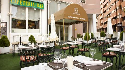 Cafetería - Hotel Granada Center, Granada