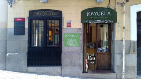 Taberna Rayuela, Madrid