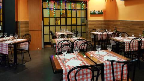 Pizzeria Sport Restaurant, Barcelona