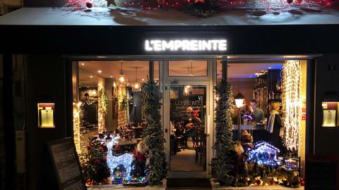 L'Empreinte, Paris
