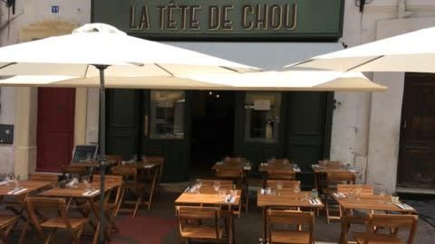 La Tête de Chou, Marseille