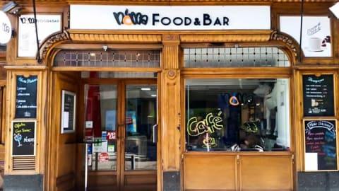 Noma Food&Bar - Barquillo, Madrid