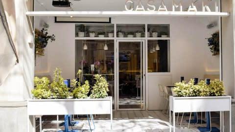 Casamaki, Barcelona