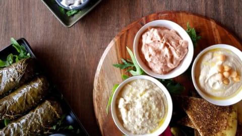 Zeins Authentic Lebanese Cuisine, Heidelberg