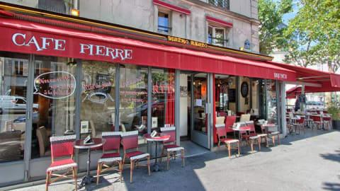 Café Pierre, Paris