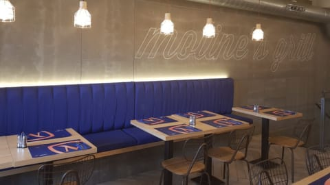 Moline's Grill, Madrid