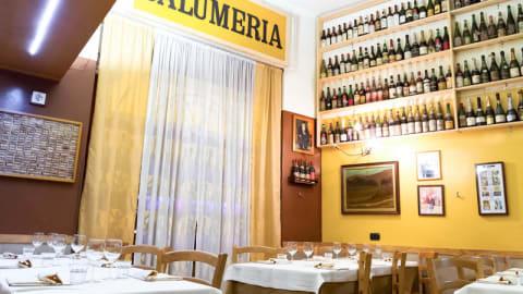 Trattoria Ferrelli a Milano, Milan