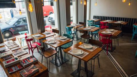 Muito BEY - Modern Lebanese Kitchen, Lisbon